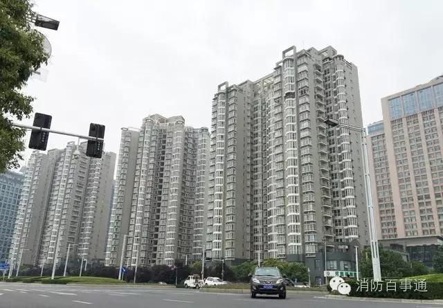 高层住宅建筑