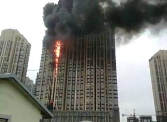 高层住宅消防安全