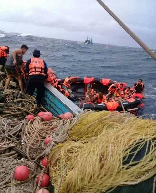 泰国游船倾覆事故