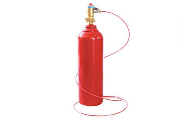 TH-Z-E-6/170-ZTQ二氧化碳探火管式灭火装置(直接式)