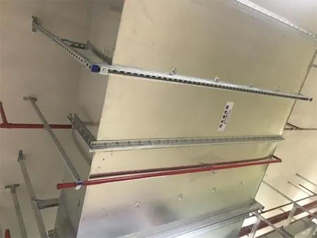 风管、水管、桥架、格栅吊顶下增设喷头问题探讨